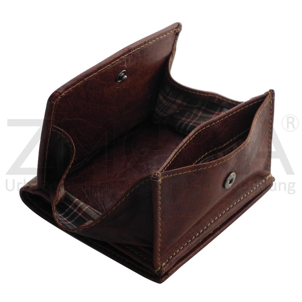 branco leder herren wiener schachtel herrengeldb rse geldbeutel b rse rust von zmoka 19 99. Black Bedroom Furniture Sets. Home Design Ideas